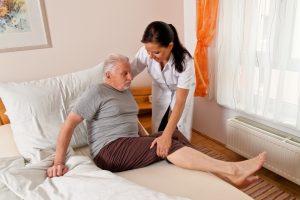 como prevenir escaras ou úlceras por pressão