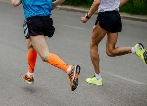 meias de compressão para prática esportiva