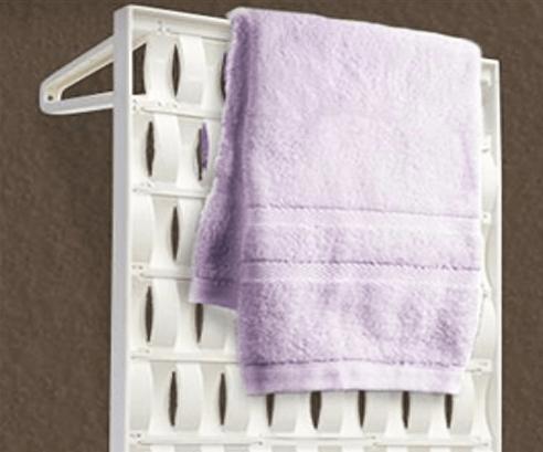 forma de combater o frio e ter toalhas sempre quentinhas