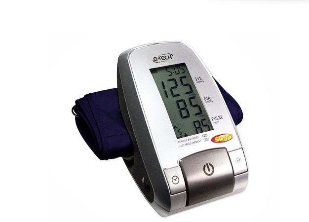 medidor de pressão digital automático