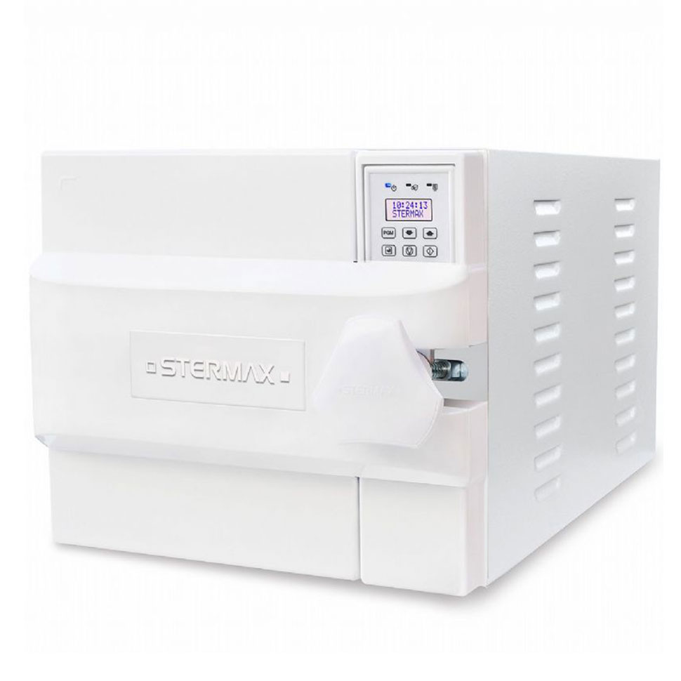 Autoclave Digital Stermax - Super Top - 42 Litros