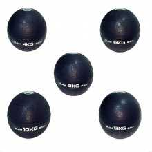 Kit Slam Ball Bola Para Crossfit - 5 Unidades - LiveUp Sports
